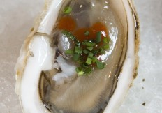 La Toscana Restaurant oysters
