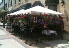 La Toscana Restaurant patio